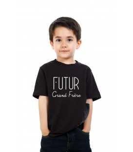T-shirt Enfant Futur Grand Frère