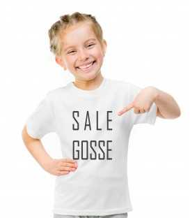 T-shirt Enfant SALE GOSSE
