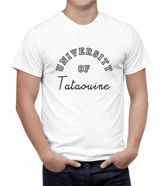 T-shirt homme University of Tataouine