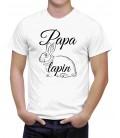 T-shirt homme PAPA LAPIN