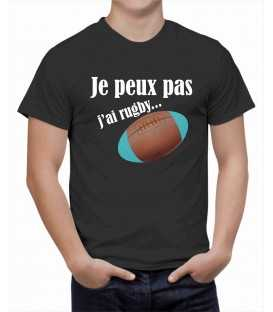 T-shirt homme Rugby