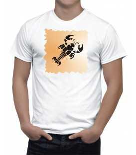T-shirt Homme Horoscope Cancer