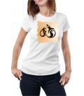 T-shirt femme Horoscope Verso