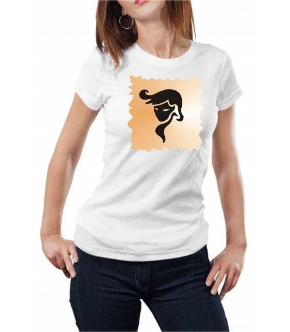 T-shirt femme Horoscope Vierge