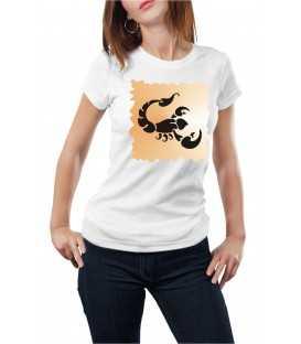 T-shirt femme  Horoscope Scorpion