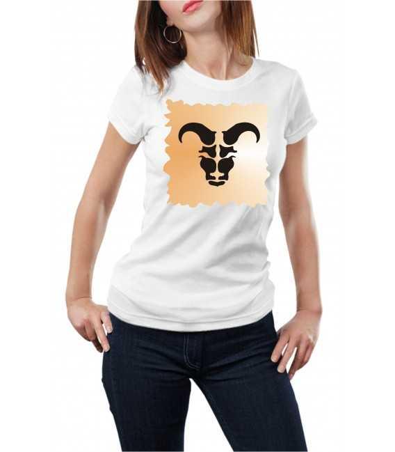 Tee Shirt femme  Horoscope Belier