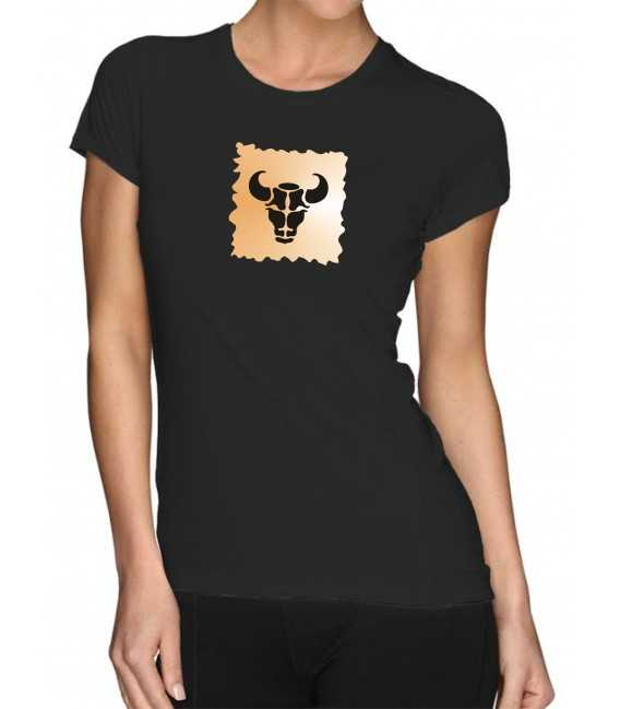 T-shirt femme  Horoscope Taureau