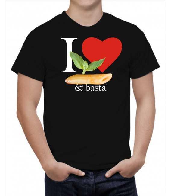 T-shirt Homme I LOVE
