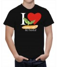 T-shirt Homme I LOVE