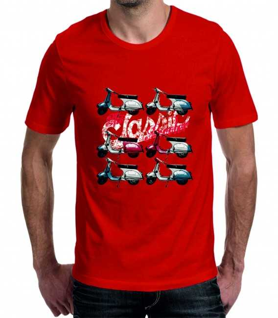 T-shirt homme 6879F