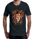 T-shirt homme tête de Lion