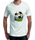T-shirt homme Footbal