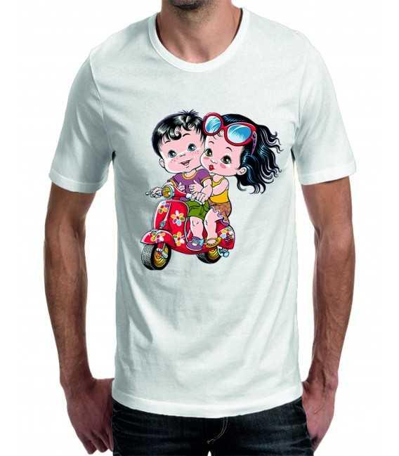 T-shirt homme 6209d
