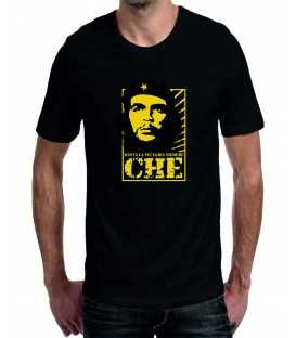 T-shirt homme CHE hasta la victoria siempre