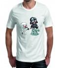 T-shirt homme Baby Guerre des Etoiles