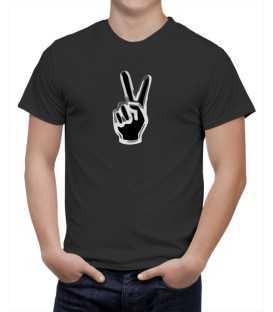 T-shirt homme victoire