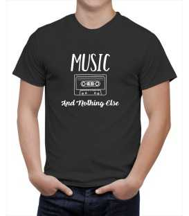 T-shirt homme music...
