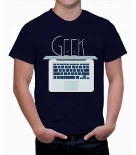 T-shirt homme Ordinateur Geek