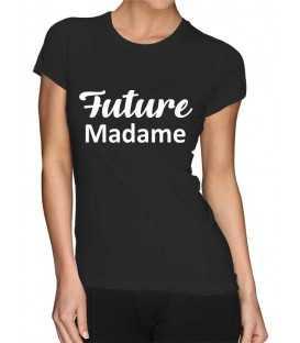 T-shirt femme EVJF Future Madame