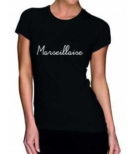 T-shirt femme  Marseillaise