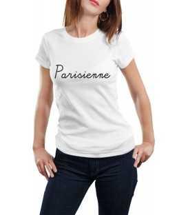 T-shirt femme  Parisienne