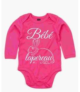 Body bébé Lapereau