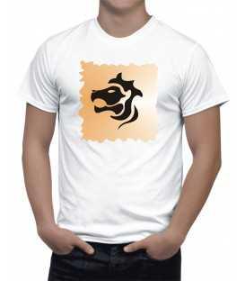T-shirt Homme Horoscope Lion