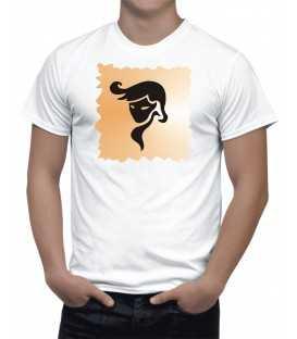T-shirt Homme Horoscope Vierge