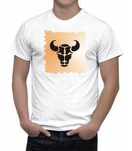 T-shirt Homme Horoscope Taureau