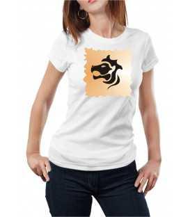 T-shirt femme Horoscope Lion