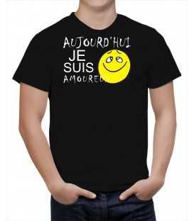T-shirt Homme AMOUREUX