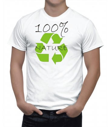T-shirt Homme NATURE