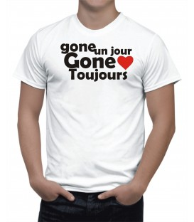 T-shirt HommeGONE TOUJOURS