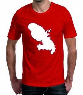 T-shirt homme martinique