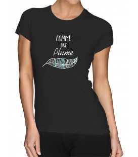 T-shirt femme Comme une Plume