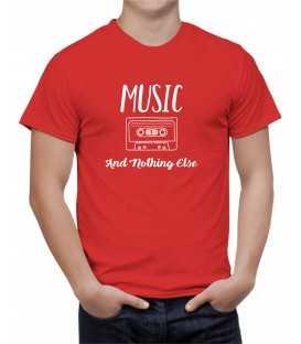 T-shirt homme music...