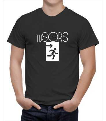 T-shirt homme tu sors