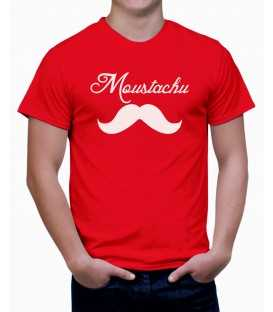 T-shirt homme Moustache